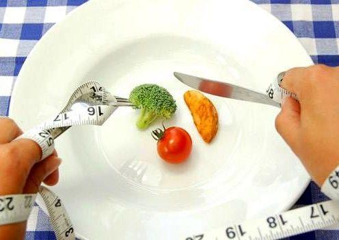 غذا به صورت تجزیه نشده