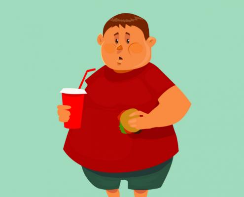 درمان بیماری های ناشی از اضافه وزن