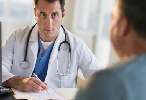 مشورت با پزشک