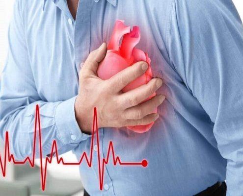 بیماری قلبی و عروقی:
