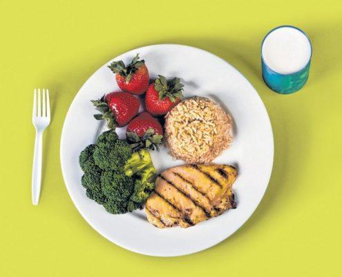عادات غذایی جدید بعد از رژیم جراحی چاقی در عمل بای پس معده شامل چه مواری می شود؟