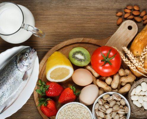 مواد غذایی پروتئین دار را به تدریج به رژیم غذایی خود اضافه کنید