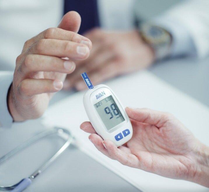 دکتر دیابت خوب در شرق تهران
