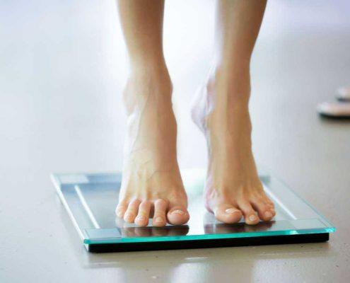 لاغری چه تفاوتی با تناسب اندام دارد؟