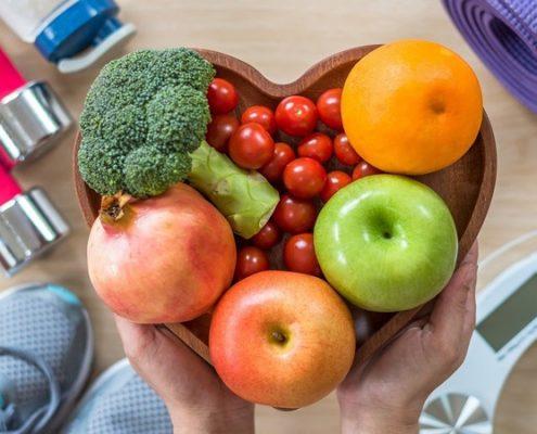 دستورالعمل غذایی صحیح و مناسب