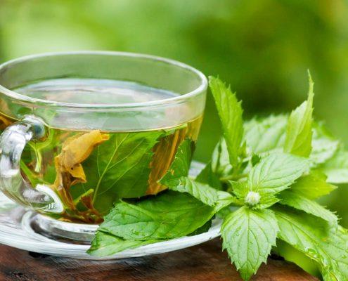 چای سبز :
