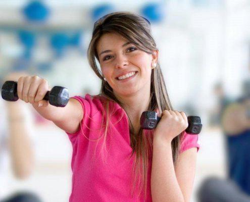 با یک همراه ورزش کنید