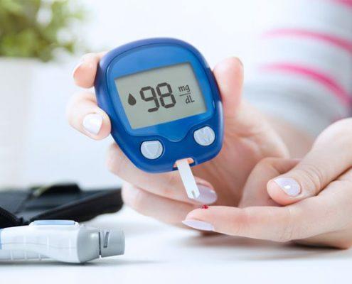 درمان دیابت :