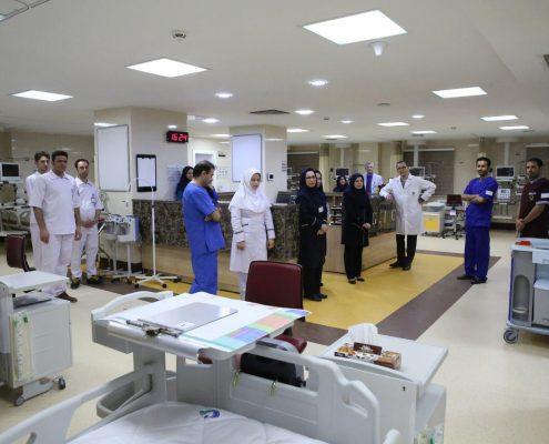 قوانین منشور ایمنی بیمار در بیمارستان تخصصی عرفان: