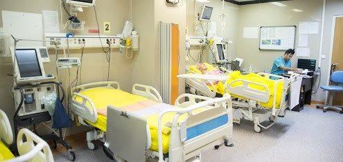 معرفی گروه خدمات درمانی بیمارستان تخصصی عرفان و شرح وظایف آنان: