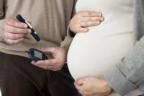 - دیابت ملیتوس حاملگی به چه صورت می باشد ؟