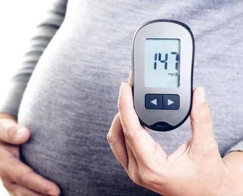 کدام یک از انواع دیابت در دوران بارداری، ممکن است در فرد به وجود بیاید؟