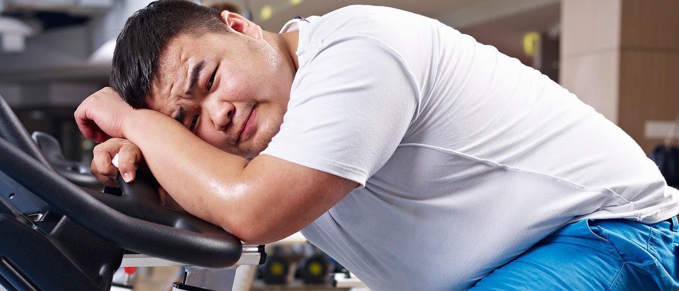 میزان چاقی یا لاغری متناسب با قد