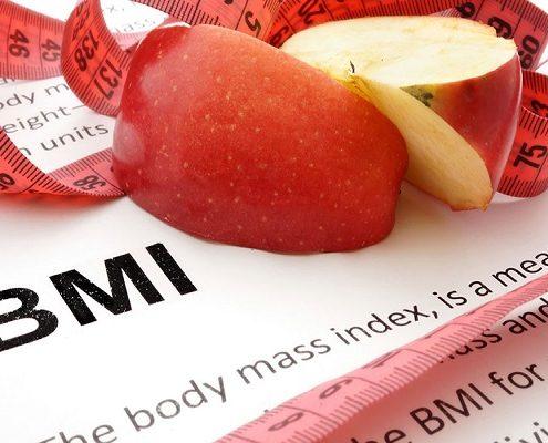 BMI در افراد مختلف