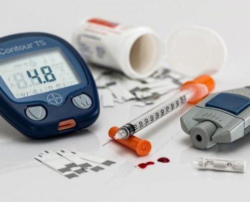 تفاوت دیابت 1 و 2