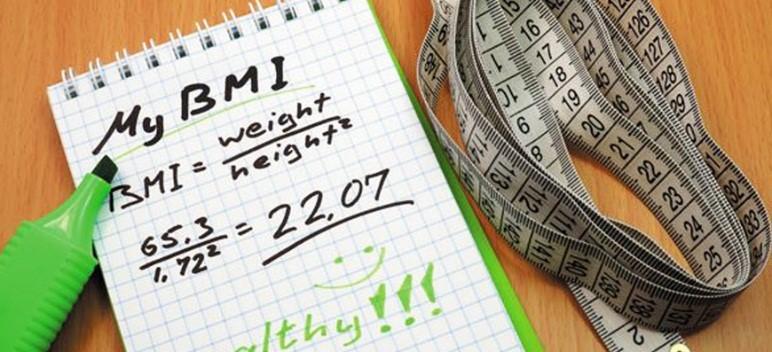 دستورالعمل محاسبه ی BMI