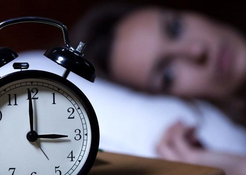 بی خوابی های شبانه