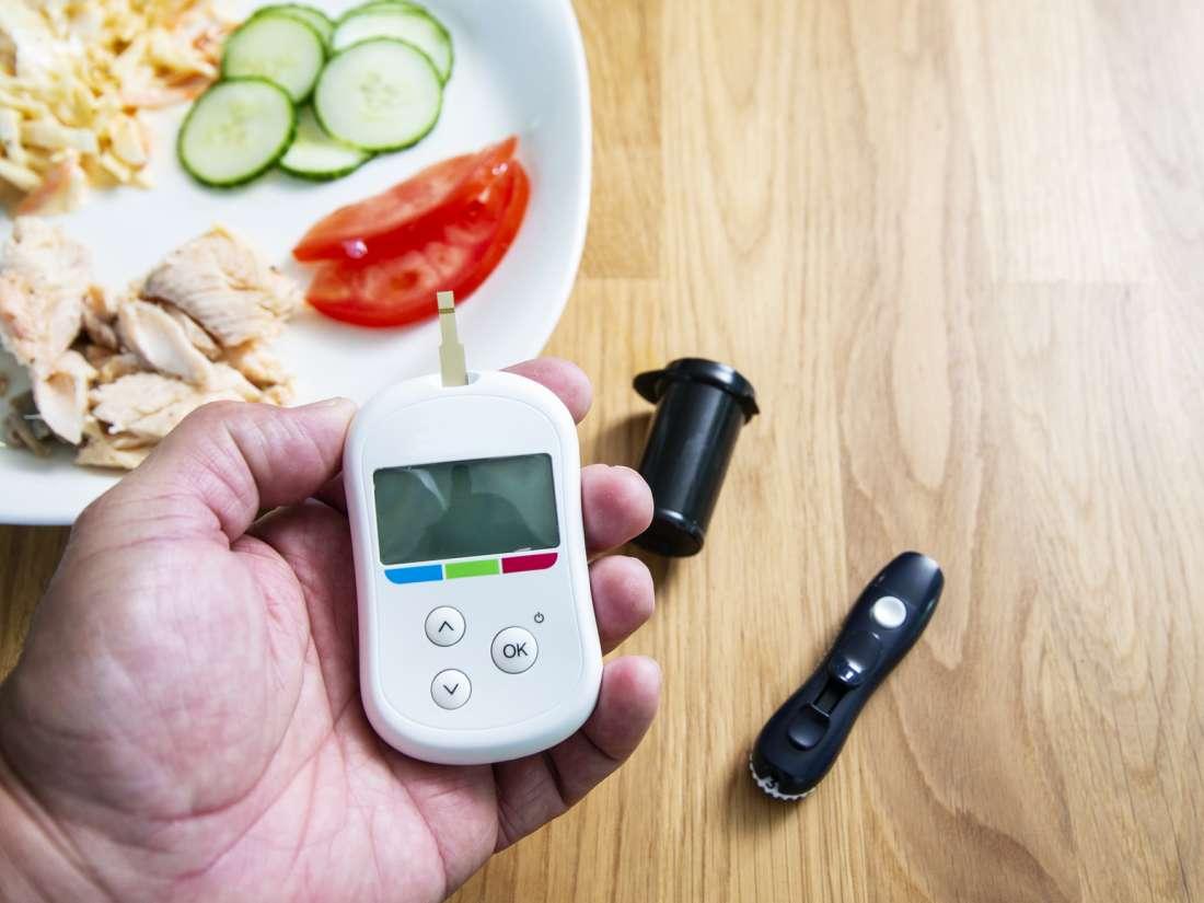 دیابت کل زندگی فرد بیمار را تحت تأثیر قرار می دهد