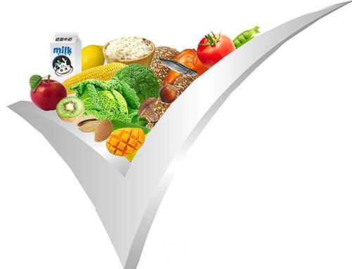 برنامه غذایی متعادل