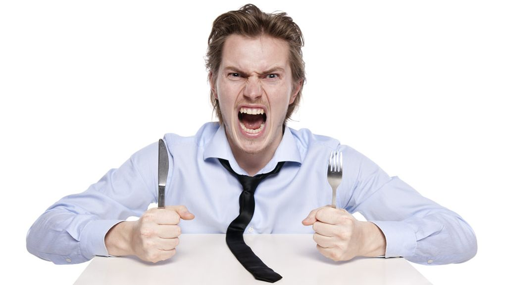 گرسنگی مفرط