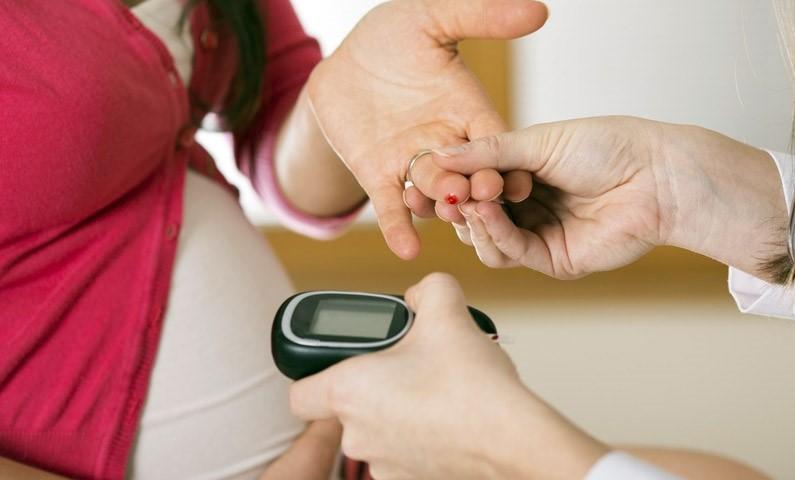تجریه دیابت حاملگی