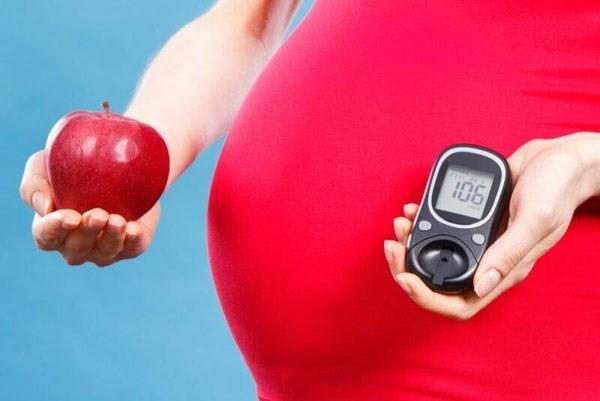 2 تا 5 درصد زنانی که باردار می شوند در ماه های آخر دوران بارداری خود دیابت دارند