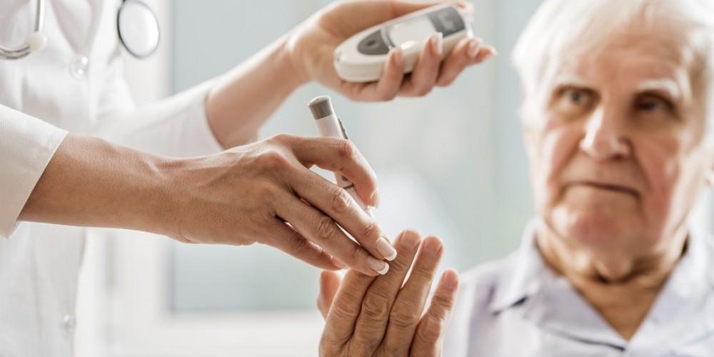 تشخیص دیابت نوع دوم