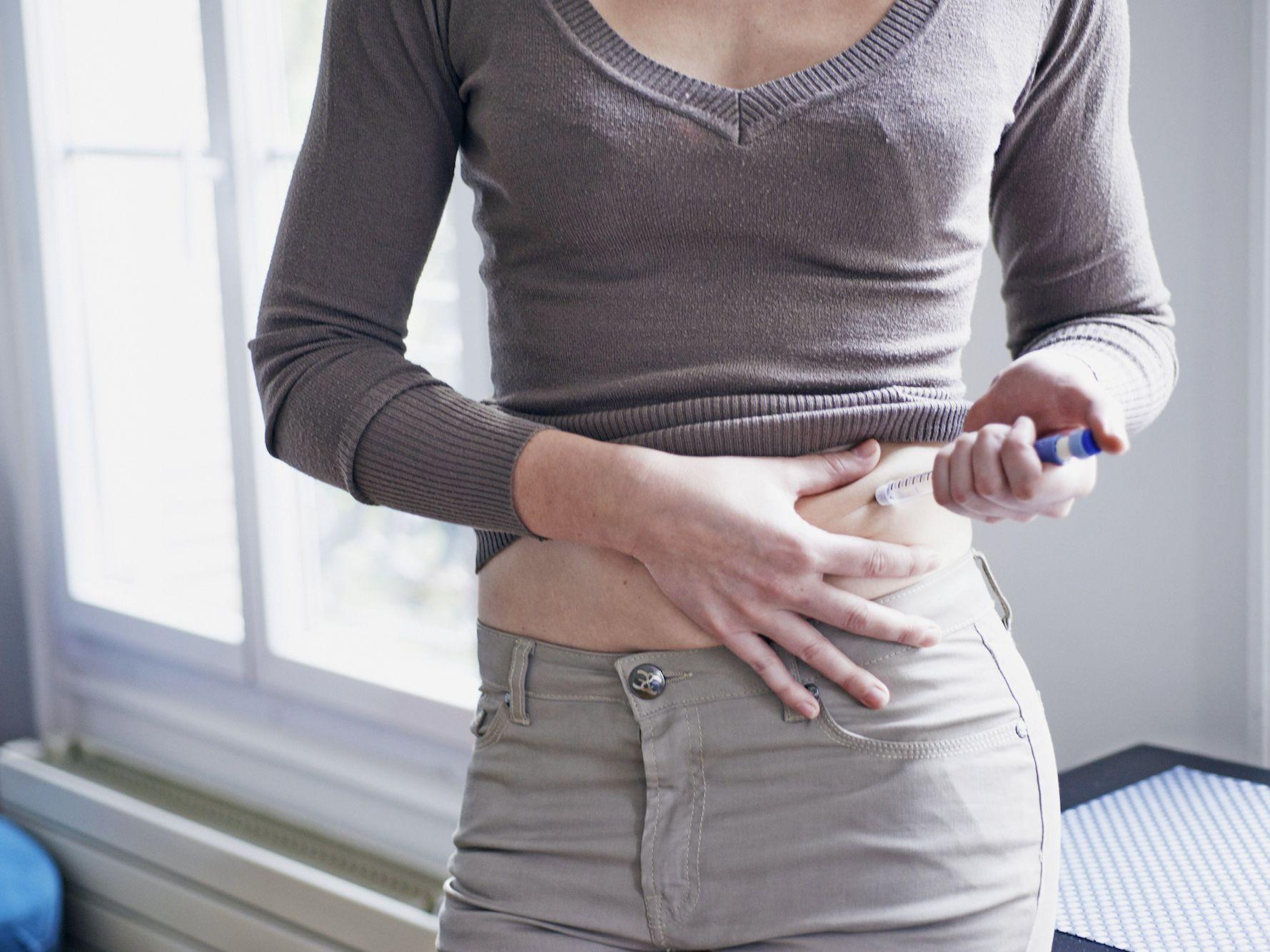 اولین اقدام برای درمان بیماری دیابت لادا