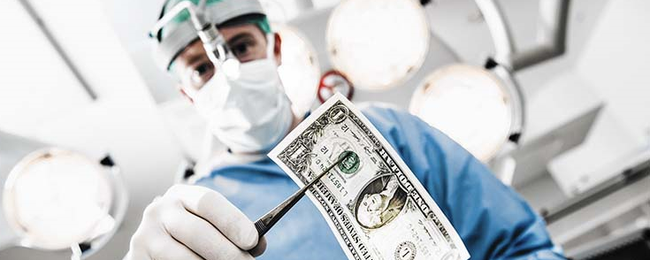 جراحی با دستگاه های مختلف