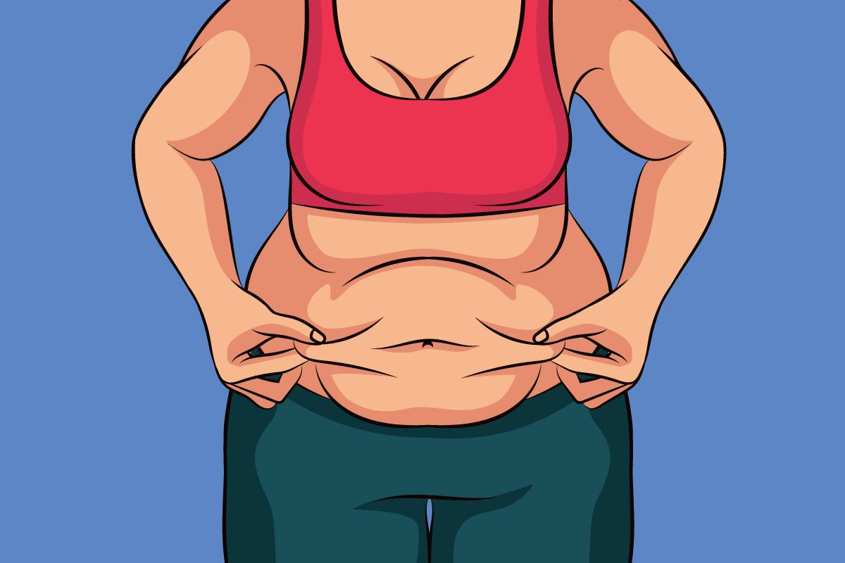 پیشگیری از بروز عارضه چاقی