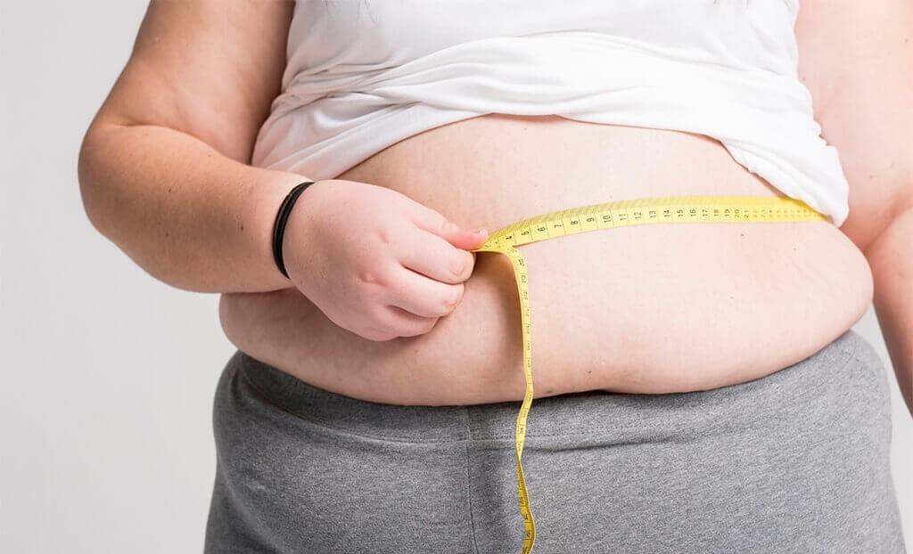 نتایج بعد از کاهش وزن