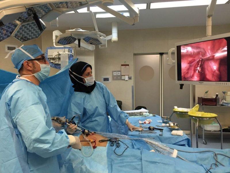 از طریق چه راه هایی می توانیم برای جراحی لاپاراسکوپی آماده شویم؟