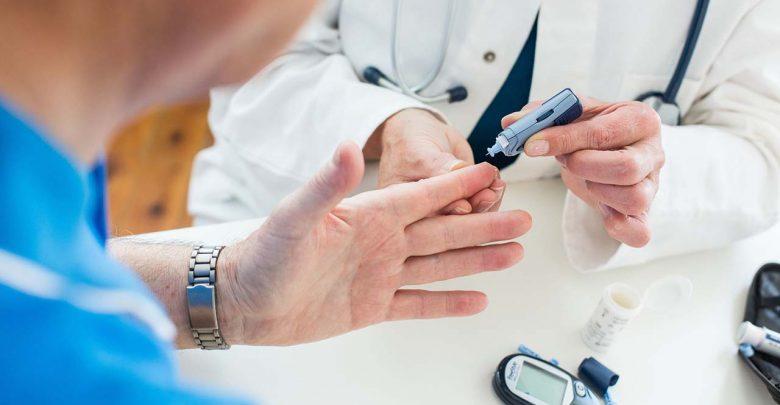 علائم دیابت در آقایان