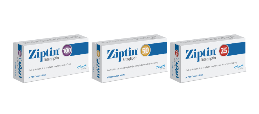 داروی زیپتین