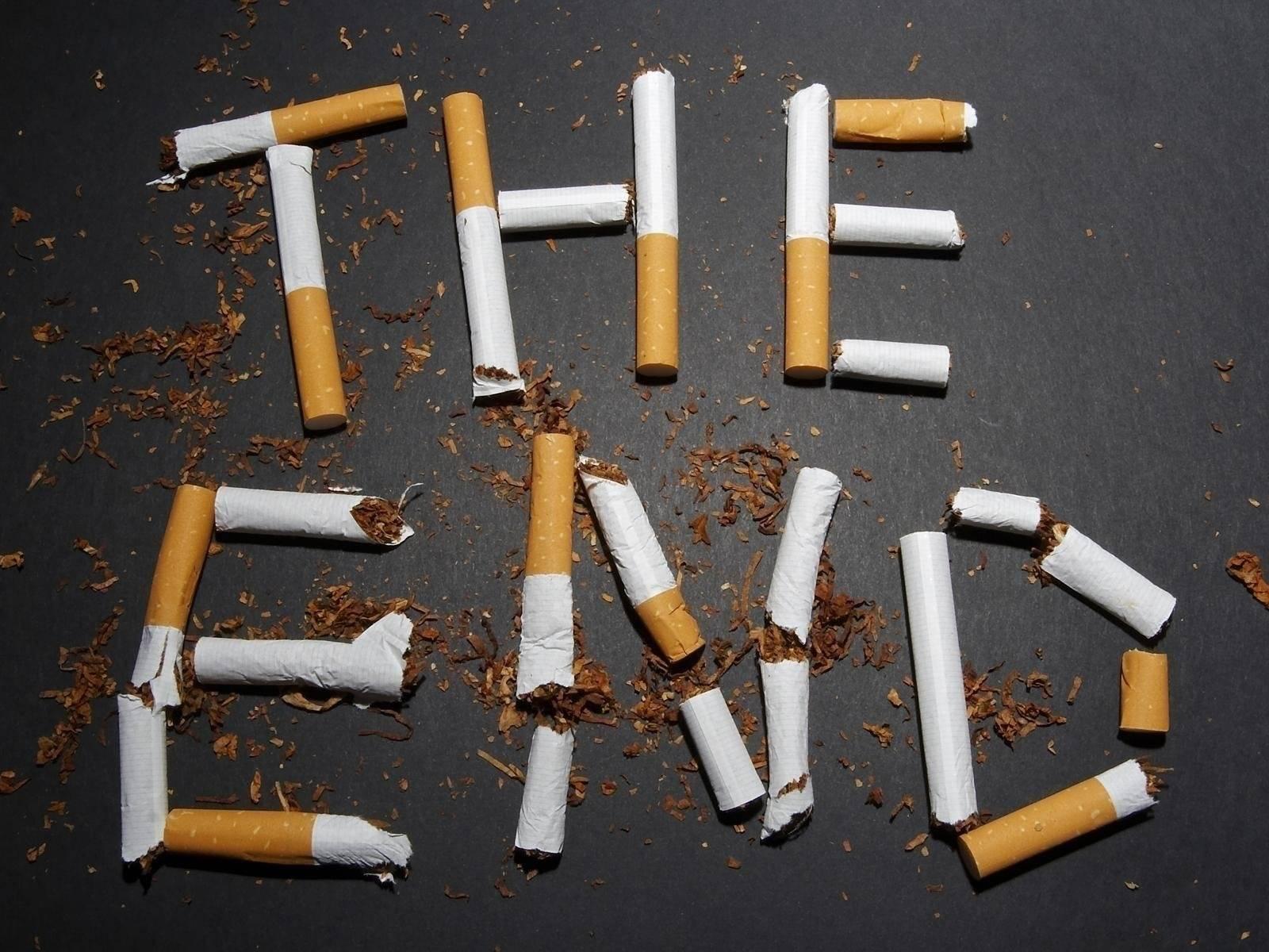 با اجتناب کردن از مصرف دخانیات