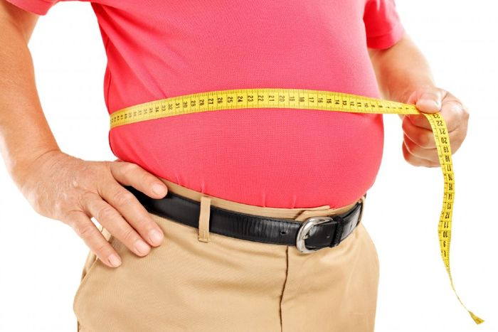 چاقی و یا اضافه وزن