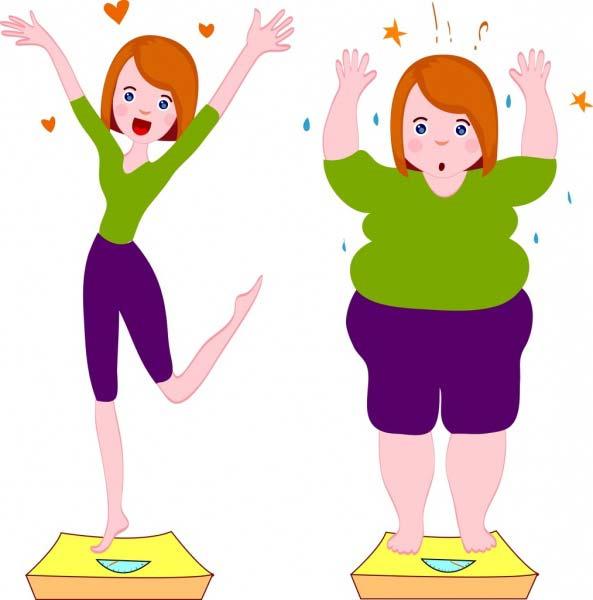 شاخص توده بدنی (BMI) برای من نیز بالای رقم 30 شد