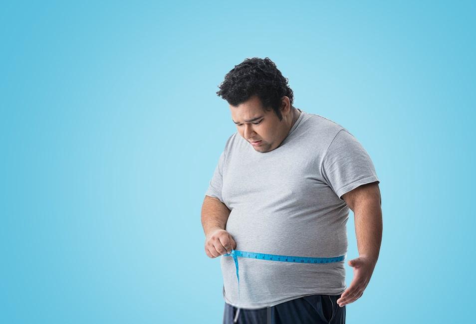 چاقی موزی شکل