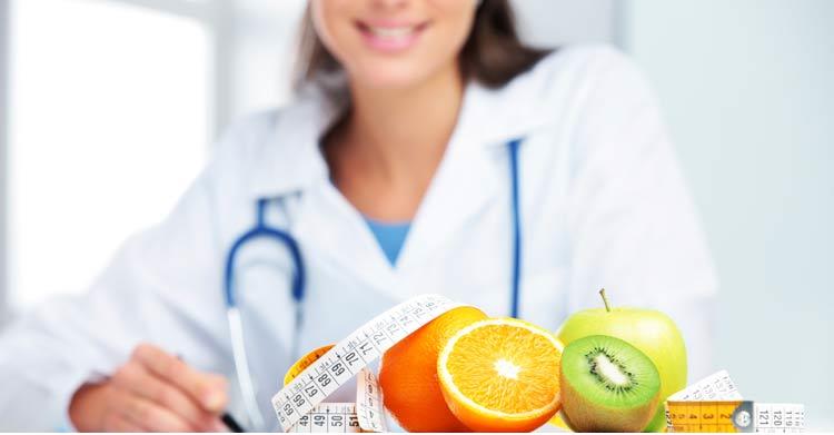 وزن خود را با کمک یک رژیم غذایی کاهش بدهید