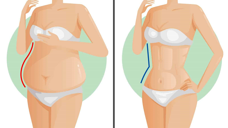 باید تناسب اندام را مورد توجه قرار بدهیم