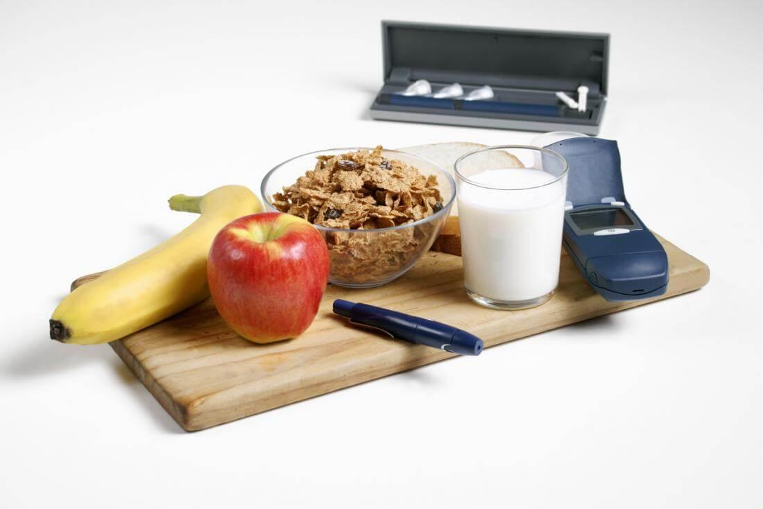 در نظر گرفتن از یک رژیم غذایی برای دیابتی ها یک امر بسیار ضروری می باشد