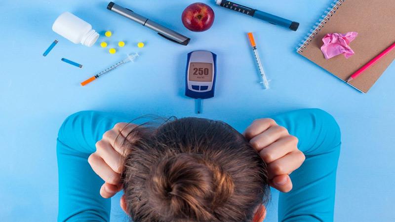 دیابت نوع 2 چه علائمی دارد؟