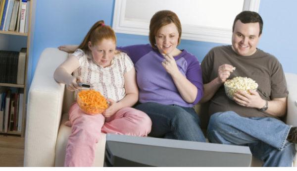 چاقی کلی شکم به دلیل ژنتیک