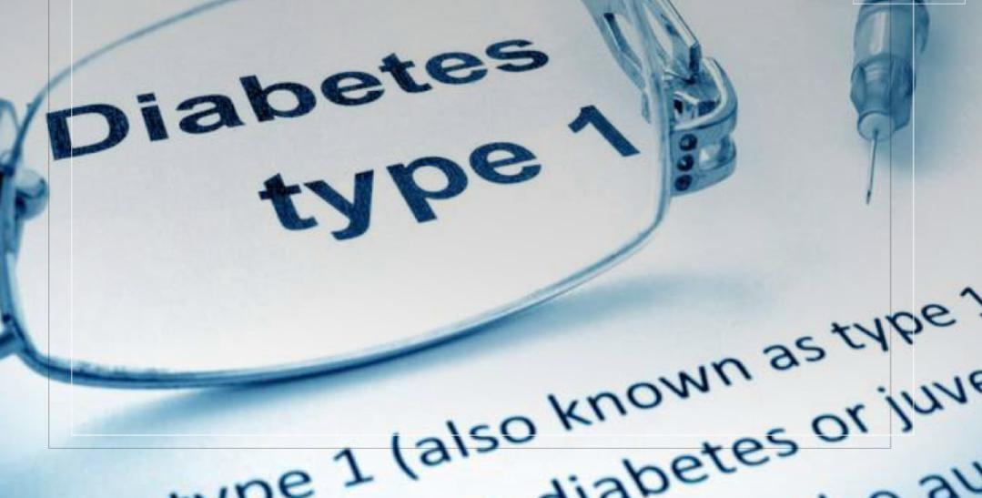 دیابت نوع ۱: