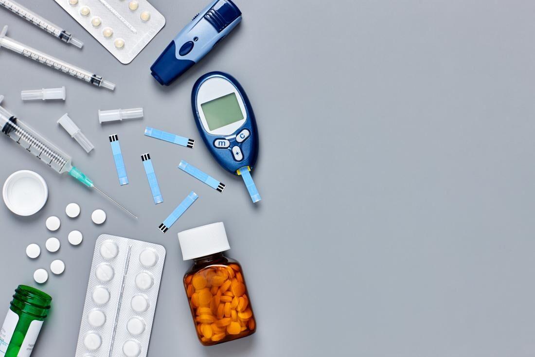 آمار دیابت در ایران
