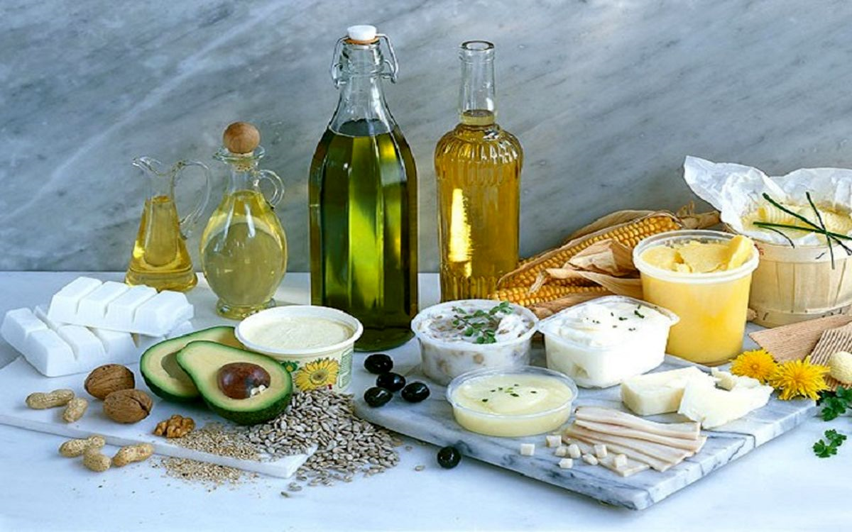 استفاده از چربیهای سالم برای درمان چاقی بلغمی