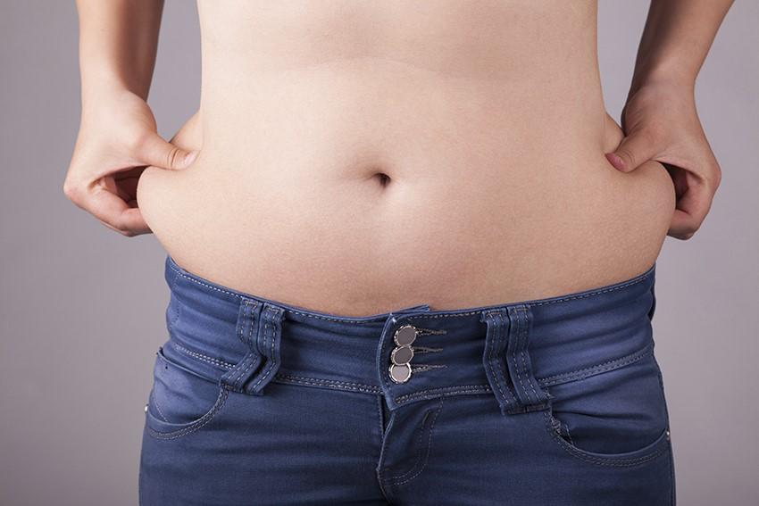 درمان چاقی ژنتیکی شکم