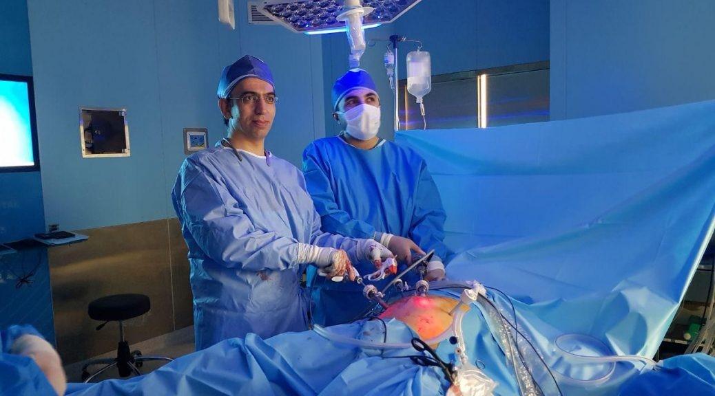 عمل های جراحی نیز دارای انواع خاصی می باشند