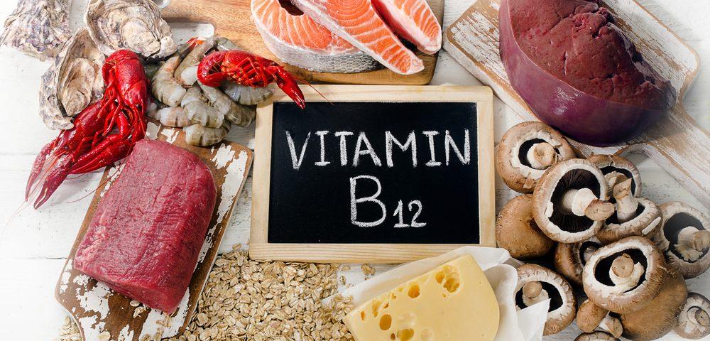 کمبود ویتامین ب ۱۲