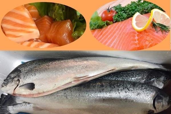 اسیدهای چرب موجود در یک وعده ماهی خال مخالی به شکل ذیل می باشند: